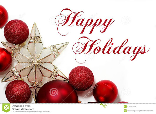 Image: Happy Holidays Stock Images - 168,914 Photos