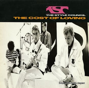 STYLE COUNCIL, THE cost of loving, the