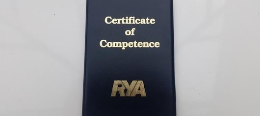 Here's What You Can do With a Commercially Endorsed RYA Certificate.