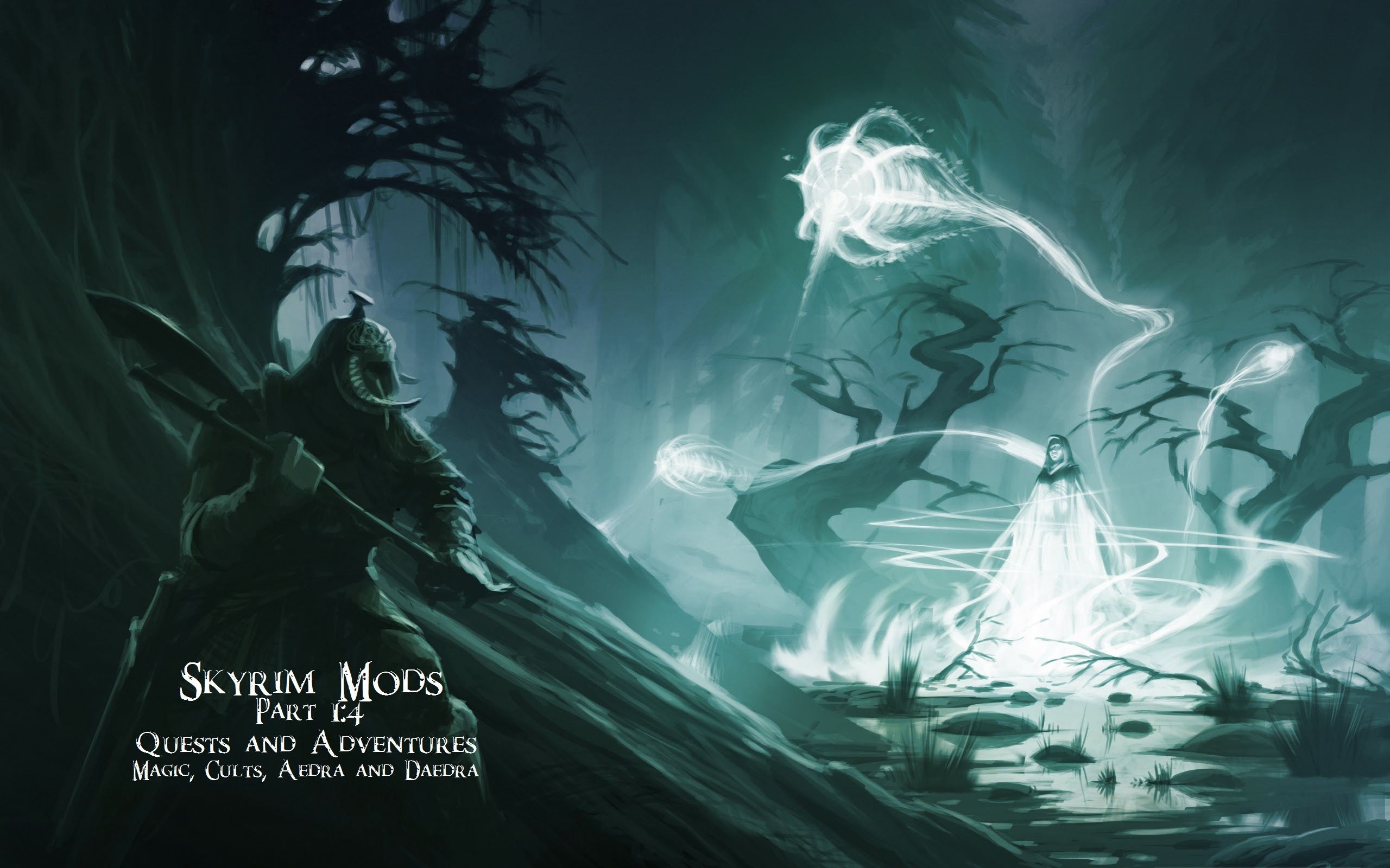 Skyrim Mage Wallpaper Posted By Michelle Cunningham