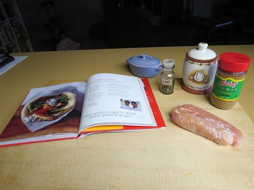ingredients round one