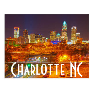 Image result for city of charlotte postcard