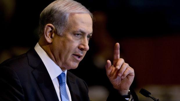 Netanyahu-Speaking