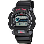 Casio Men's G-Shock Digital Watch Black