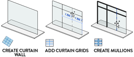 18 Tips To Master Revit Curtain Walls