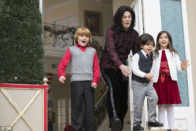 Como foi visto na tela: Era claro para ver por que Navi é tão bem sucedido como o ato homenagem famoso entrou em sapatos de seu ídolo para filme biopic Michael Jackson: Searching For Neverland