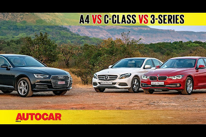 Audi A4 Vs Mercedes C Class India