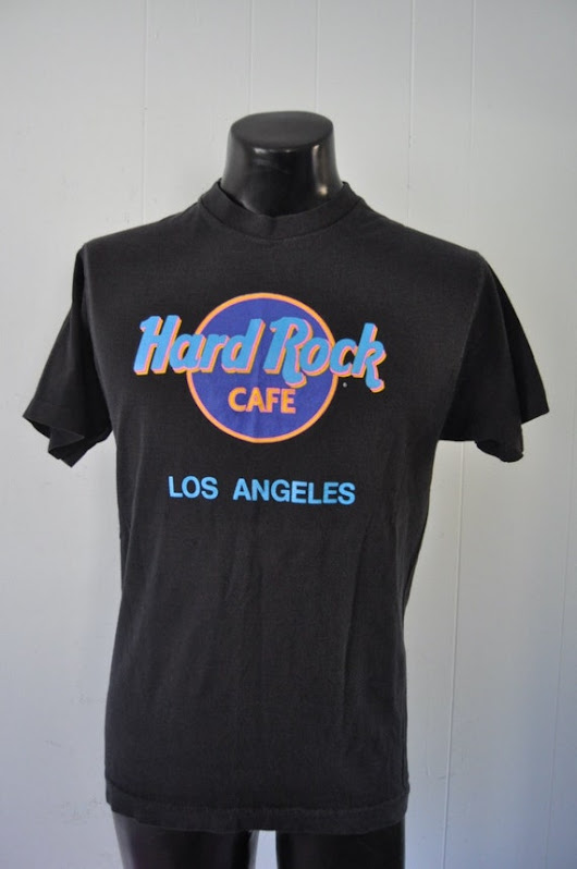 The Best Things To Wear With Your Hard Rock Cafe T-Shirt