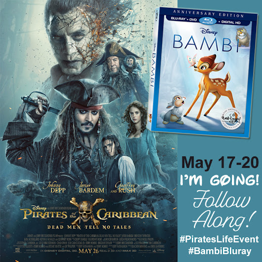 It's a Pirates Life for Me! Red Carpet Coverage of Pirates of the Caribbean Dead Men Tell No Tales #PiratesLifeEvent #PiratesofTheCaribbean - Money Saving Parent