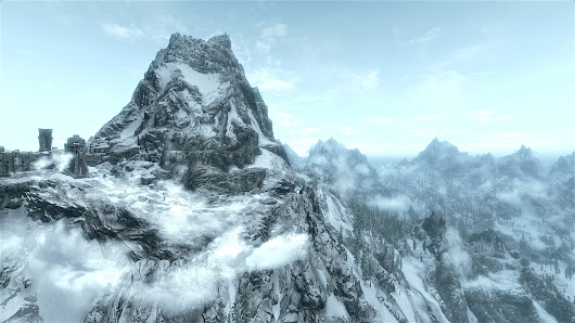 5 Snowy Places (in games) to Kick Off Your Winter » Girls in Capes