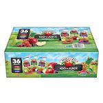 Apple & Eve 100% Juice, Variety Pack, 6.75 fl oz, 36-Count