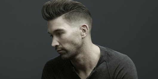 Key 2014 Hairstyle For Men: The Modern Pompadour