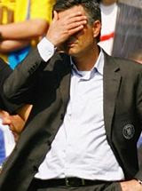 Jose: Can't bear to watch