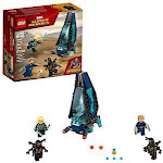 LEGO Marvel Super Heroes - Outrider Dropship Attack
