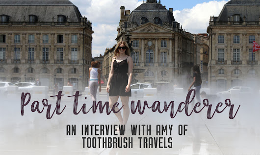 Part-time wanderers: An interview with Amy | My Wandering Voyage