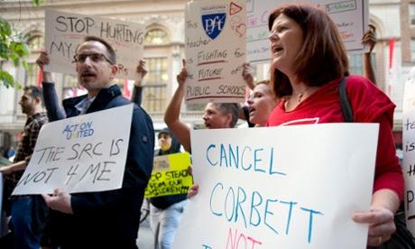 cancel corbett