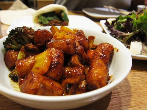 Hosted Dinner at Cham Korean Bistro