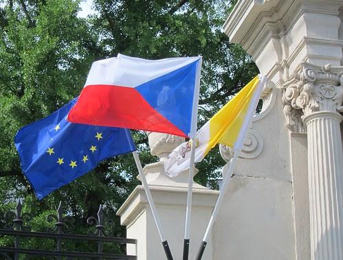 Euroopan unioni ja Tsekki