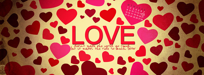 Love Makes The Ride So Much Better Facebook Covers
