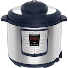 Instant Pot Lux 1000W Electric Pressure Cooker with Accessories - Navy (Blue)