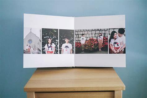 CARLEEN & KELVIN // Photo album design » History Studio