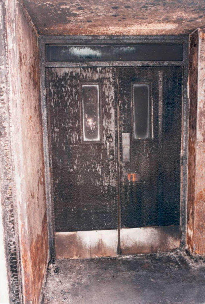 WW: More Doors After a Fire - I Dig Hardware
