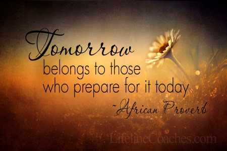 Prepare Today for Tomorrow | the-leadership-table