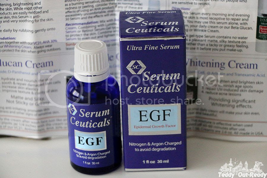 EGF Epidermal Growth Factors