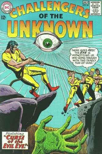 challengers of the unknown 44