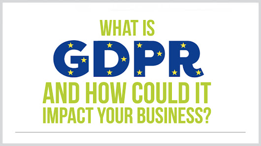 GDPR: Should You Worry? What Small Business Owners Need to Know (Infographic) - Small Business Trends