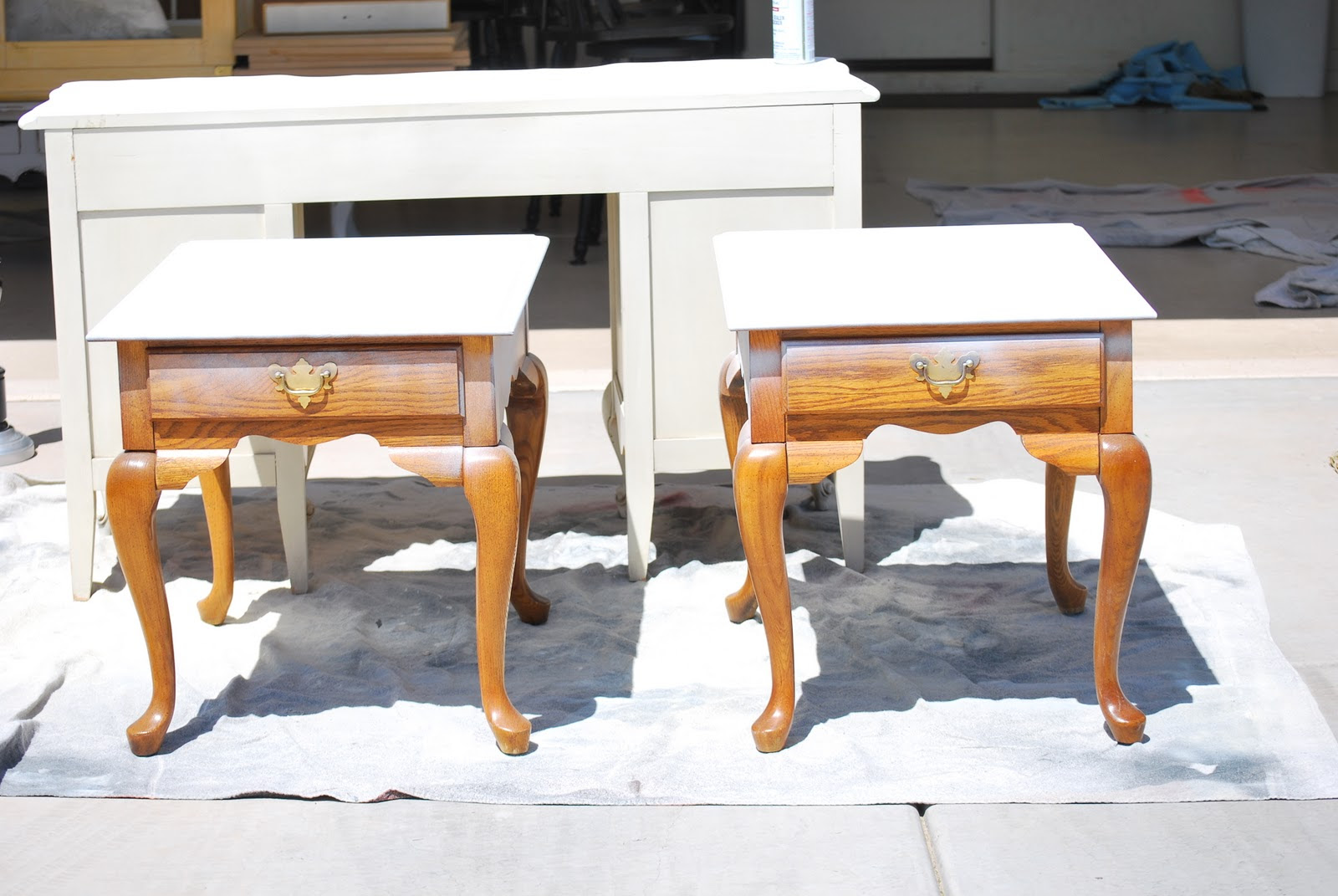 Going Rustic: A Guide to Painting Old Wooden Furniture