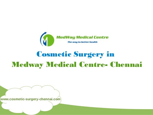 Cosmtic Treatment in Chennai