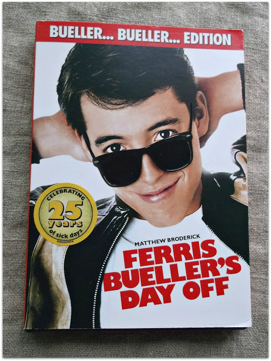 Ferris Bueller's Day Off: My Movie for Mock Squid Soup Film Society |
