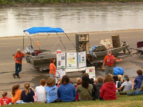 Missouri River Education