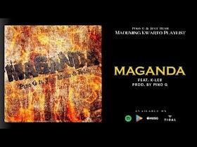 Maganda by Pino G feat. Just Hush & K-Leb [Official Lyric Video]