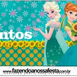 Mentos Frozen Fever Cute