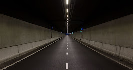 Mesmerizing Photos of Car Tunnels in Holland