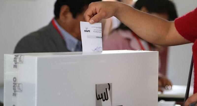 Elecciones 2020: Conoce aquí tu local de votación y si eres miembro de mesa