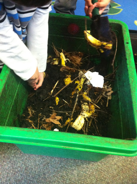 Planting and Composting