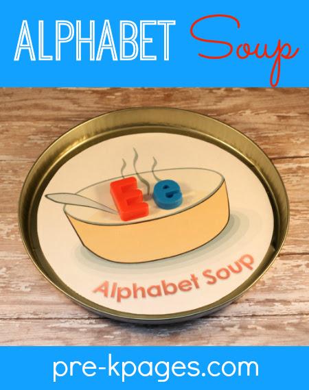 Pre-K Alphabet Activities