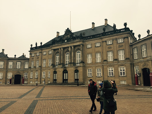 Amalienborg Palace and Museum, Copenhagen, Denmark - The Museum Times