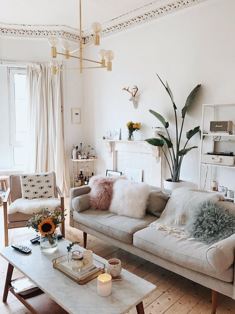 Beautiful Beige Living Room Decor Ideas Modern wallpaper