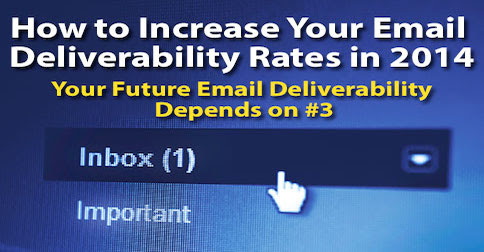How to Increase Your Email Deliverability Rates in 2014