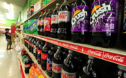 Diabetes rises with daily soda -- including diet soda -- consumption