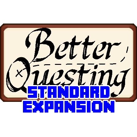 Better Questing: Standard Expansion Mod 1.11.2/1.10.2