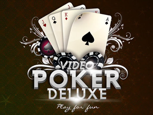 VIDEO POKER DELUXE - Play for fun!