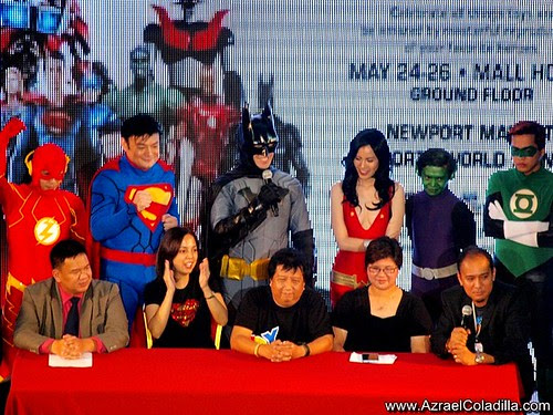 12th Toycon Philippines 2013 event launch and press con coverage at Resorts World Manila photos by Azrael Coladilla