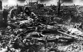 WWI, Passchendaele Ridge
