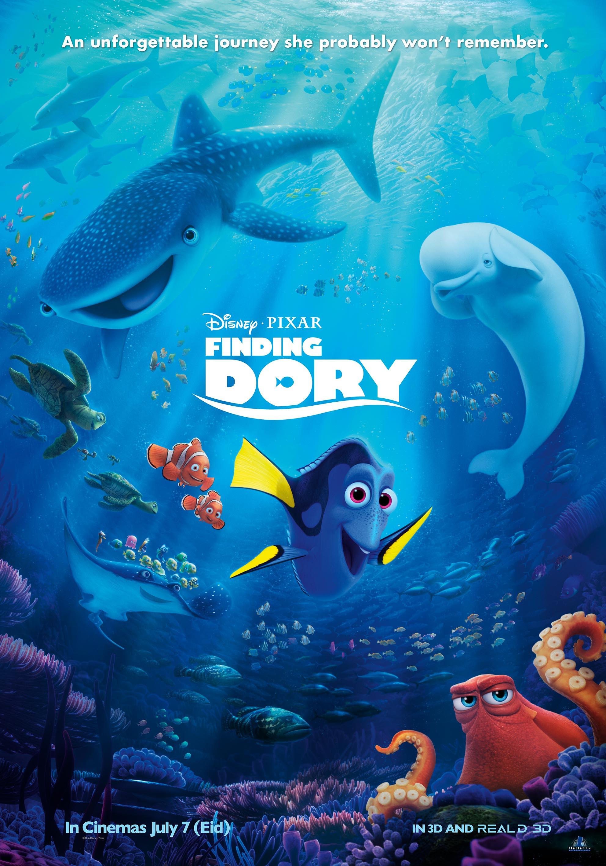 Resultado de imagem para Finding Dory
