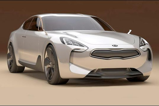 Kia GT green lit for production - motoring.com.au